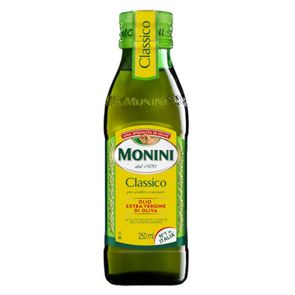 Оливковое масло Monini Classico Extra Virgin 250 мл
