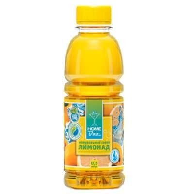 Сироп Home Bar лимонад 0,5л
