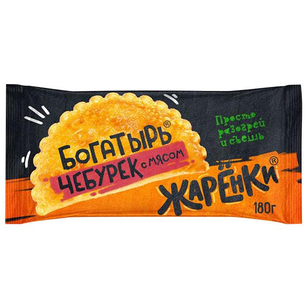 Чебурек Жаренки Богатырь с мясом 180 гр