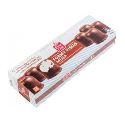 Суфле FINE LIFE в шоколаде мегакис 300 гр