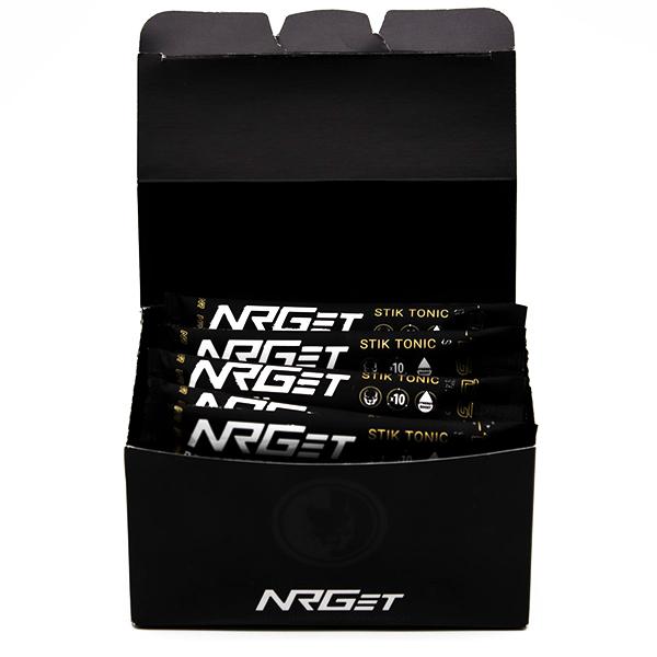 Энерготонизирующий сироп NRGet D3 10 мл, 33 шт
