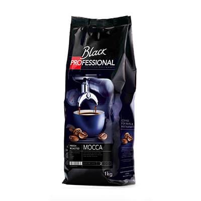 Кофе Pellini Black Professional Mocca зерно в/у 1 кг