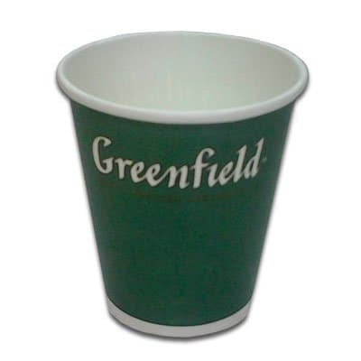Стакан Greenfield 250 мл картон (75шт)
