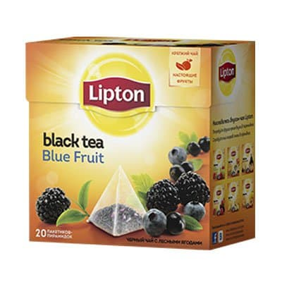 Lipton / Липтон Blue Fruit Tea (20пир.) (1шт.)
