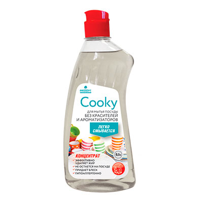 Средство для мытья посуды Prosept Cooky