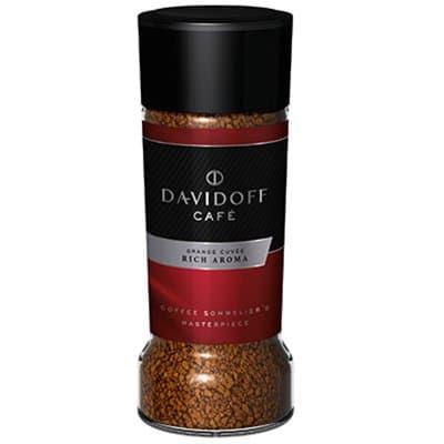 Davidoff / Давидофф Rich Aroma растворимый ст. (100гp) (2шт)
