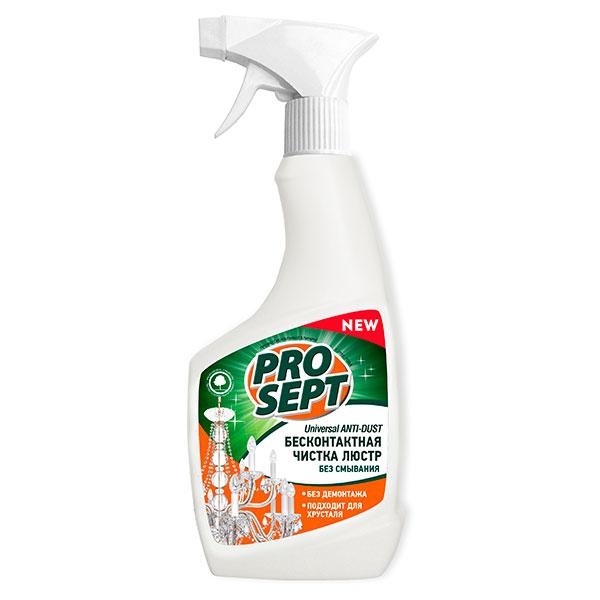 Средство Prosept Universal Anti-dust для чистки люстр 500 мл фото