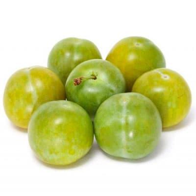 Алыча зеленая 1 кг