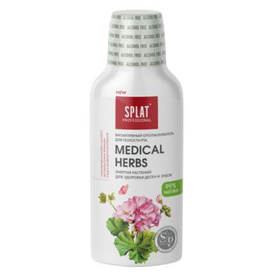 Ополаскиватель для полости рта Splat лечебные травы 275 мл