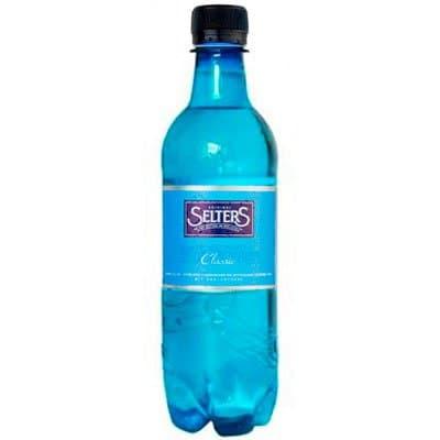 Вода Selters 0.5 литра, газ, пэт, 24 шт. в уп.