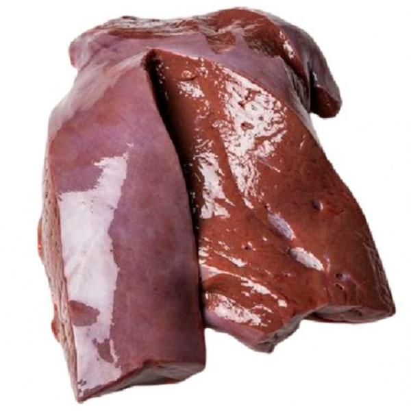 Свинина Печень (Ферма Здоровеньково) 0.8-2.5 кг