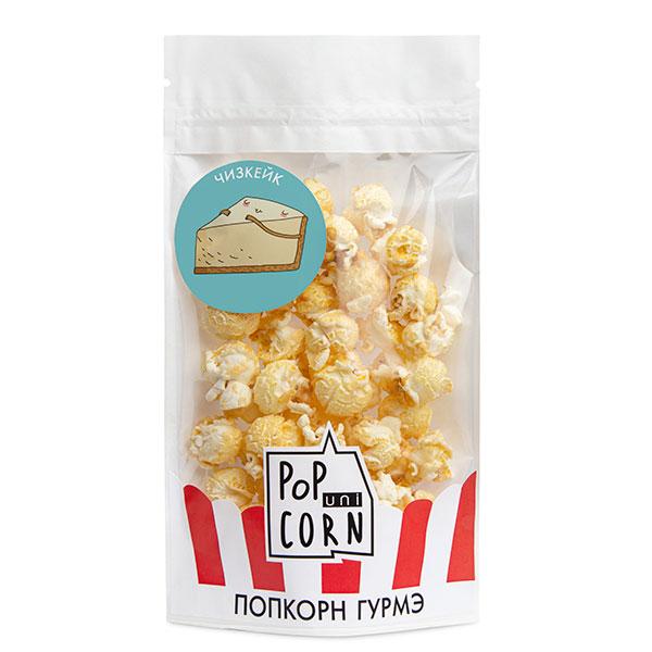 Попкорн Гурмэ PopUniCorn Чизкейк 30 гр