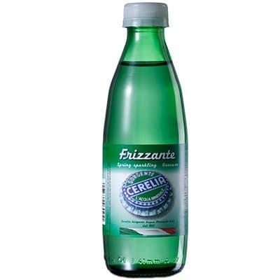 Вода Cerelia Frizzante 0.25л газ ст (12 шт)