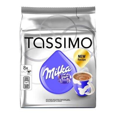 ����� ���������� Tassimo Milka (8��)