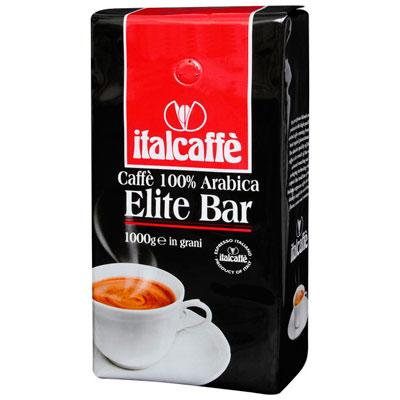 Кофе Italcaffe Elite Bar в зернах в/у 1 кг фото