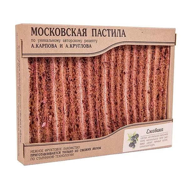 Пастила Московская ежевичная (Ферма Круглов А. и Карпов А.) 85 гр