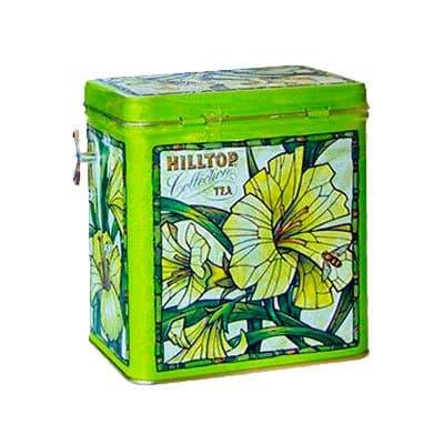 Hilltop - хилтоп чай овал - цветущий сад 125г