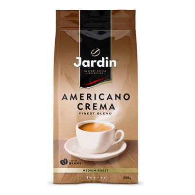 Jardin / Жардин Americano crema зерно в/у (250гр) фото