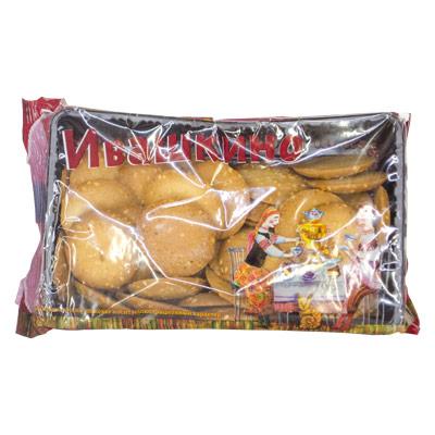 Печенье Ивашкино Домашнее с кунжутом сдобное 250 гр