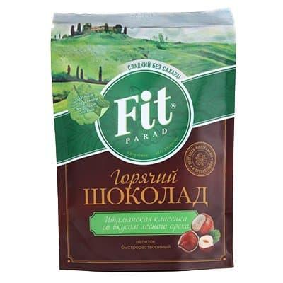 Напиток Фит Парад Горячий шоколад Лесной орех б/р 200гр