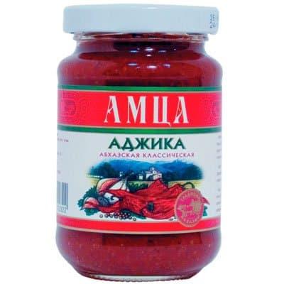 Аджика абхазская Амца классическая 200 гр