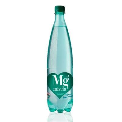 Вода Mivela Mg++ / Мивела 0.5 литра, газ, пэт, 12 шт. в уп.