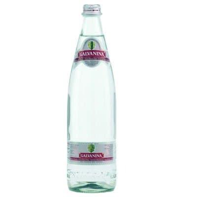 Galvanina 0.75 литра, без газа, стекло, 12шт. в уп.