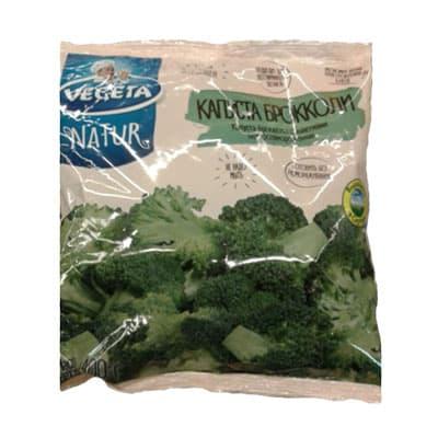 Капуста брокколи Vegeta 400 гр фото
