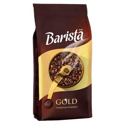 Кофе Бариста / Barista MIO Gold зерно 500 гр