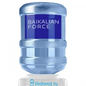 Вода Baikalian Force 19 литров