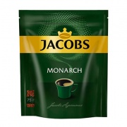Кофе Jacobs Monarch / Якобс Монарх растворимый м/у 75 гр