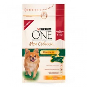 Корм для собак Purina One Моя Собака непоседа 1,5 кг