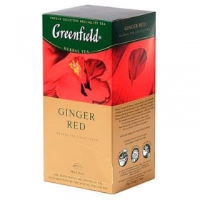 Greenfield / Гринфилд Ginger Red (25пак)