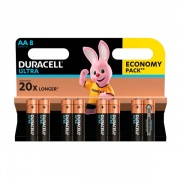 Батарейки серия AA Duracell Ultra Power 8 шт