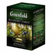 Greenfield / Гринфилд Blueberry Forest (20пак)